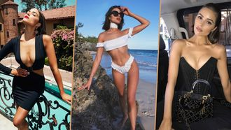 Olivia Culpo is hot on Instagram
