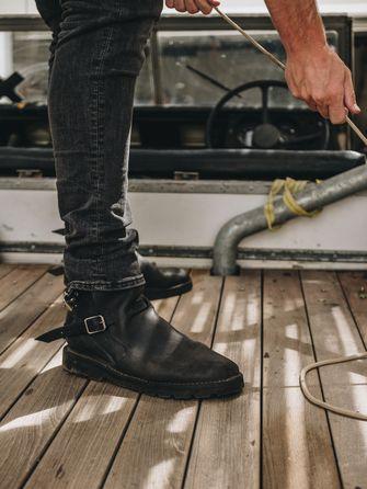 ruige boots, ROF, stijl, voet