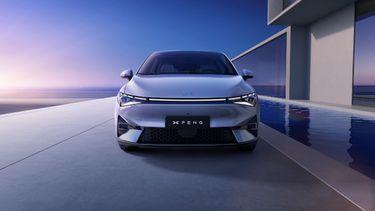 xpeng -5, tesla model 3, autonoom rijden