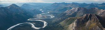 Gates of the Arctic national park, alaska, onbekende nationale parken, amerika