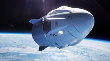 SpaceX ruimte dragon