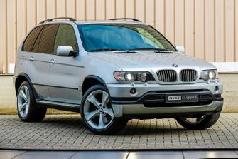 Tweedehands BMW X5 V8 LPG 2003 occasion