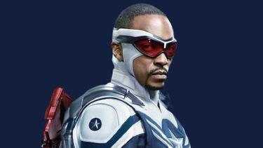 Marvel's nieuwe Captain America hoort toekomstplannen van opmerkelijke bron