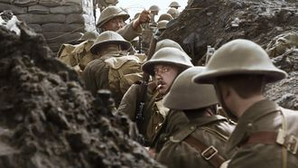 they shall not grow old, oorlogsfilm, peter jackson, netflix, lord of the rings