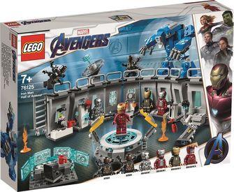 LEGO Iron Man Lab