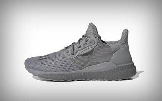sneaker adidas grijs