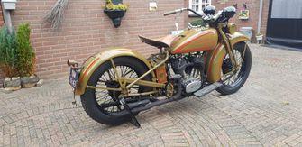 Harley-Davidson 30D 750cc 1930