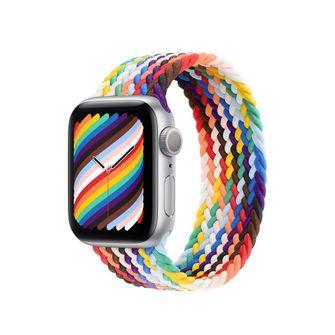 apple watch, regenboogbandje, pride, 2021
