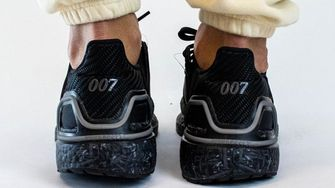 James Bond x adidas ultraBOOST 20, sneakers, 007, no time to die