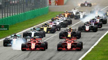Formule 1 gratis kijken
