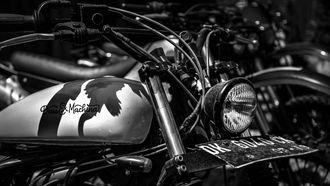 deus ex machina, custom bikes