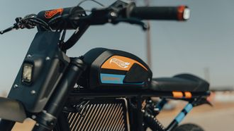 hot wheels super73-rx, e-bike, elektrische fiets
