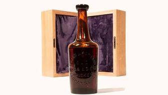 Oudste whisky ter wereld