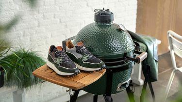 big green egg, sneakers, floris van bommel, 1