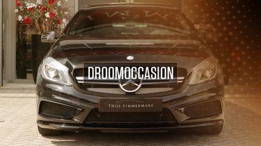 Mercedes A-klasse header droom occasion tweedehands auto