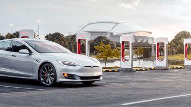 Tesla Supercharger Elon Musk belofte