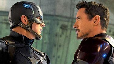 Slechtste acteur Robert Downey jr, iron man, terugkeer Marvel