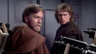 obi wan kenobi, star wars, ewan mcgregor, hayden christensen, darth vader, serie, disney plus