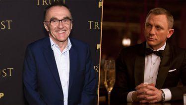 Danny Boyle, James Bond