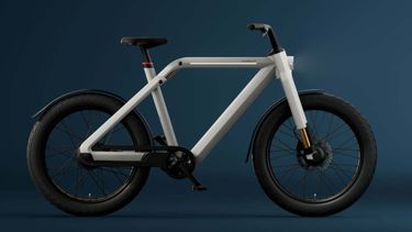 van moof v, nieuwe e-bike, apple, snel, elektrische fiets, iphone