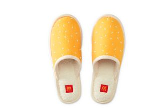 McDelivery Night In Collection, mcdonald's, kledingcollectie, uber eats
