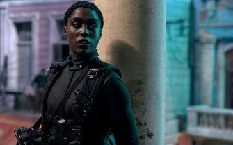007, vrouwelijke james bond, no time to die, lashana lynch