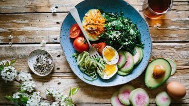 gezond eten, tips, thuiswerken