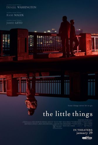 The Little Things trailer sterrencast