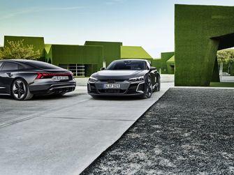 v=Audi, E-tron, GT, RS, Porsche, Taycan, Tesla