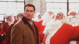 jingle all the way, arnold schwarzenegger, 90s films, kerstvakantie