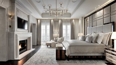drake, landhuis, villa, kijkje, raufali, slaapkamer, 100 miljoen