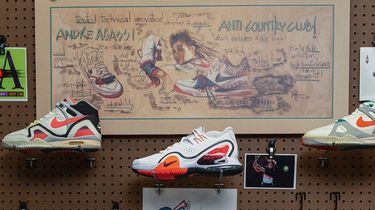 andre agassi, nike, tennis, sneakers, nikecourt Tech Challenge 20 (2)