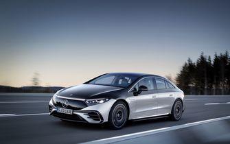 Mercedes-Benz, elektrische auto, Daimler