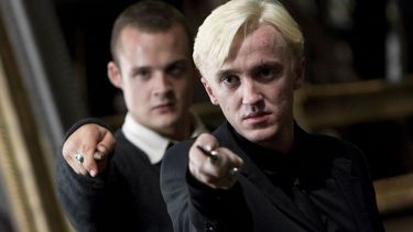 Harry Potter Film Draco ontdekking films