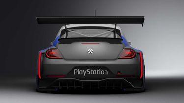 volskwagen beetle gt3, gran truismo, sport, game, playstation