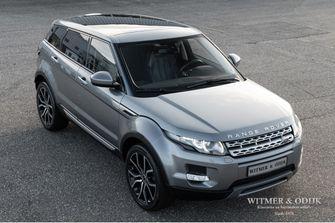 Tweedehands Range Rover Evoque 2014 occasion