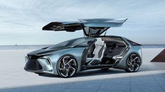 Lexus LF-30 Electrified, concept cars, 2020