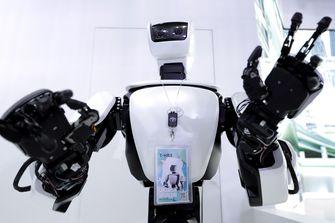 tokyo 2020, olympische spelen, japan, robots, tokio, t-hr3