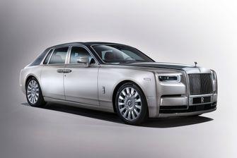 Rolls Royce Phantom van Gillis