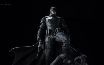 In vol ornaat: check de nieuwe Batsuit uit The Batman van alle kanten