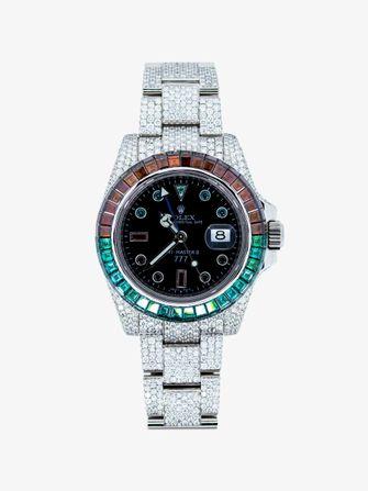 Rolex Ice Cold Pepsi GMT-Master II, horloge, cola, ijsblokjes