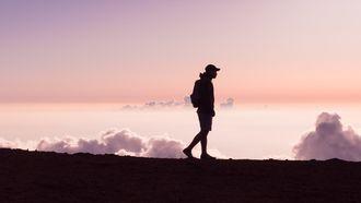 wandelen, 10000 stappen per dag, ommetje, mythe