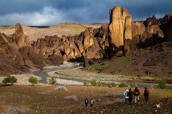 Jebel Saghro, hiken, marokko, travel, reizen, atlas