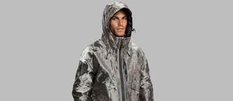 virus dodende jas, full metal jacket, vollebak, uitvinding van het jaar 2020, 11 kilometer koper, time, zilver