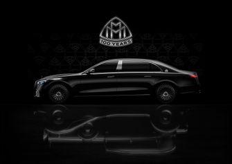Mercedes Maybach S-klasse V12