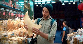 Ali Tabrizi, Seaspiracy, documentaire, nieuw op netflix, cowspiracy
