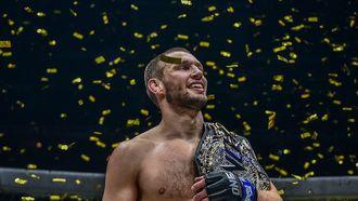 Reinier de Ridder MMA UFC One Championship