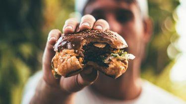 verrassende hamburger toppings als barbecue recept