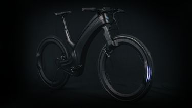 hubless e-bike, reevo, elektrische fiets, zonder spaken
