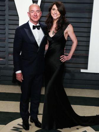 MacKenzie Scott, Jeff Bezos, rijkste vrouwen ter wereld (1)